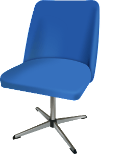 The Blue Chair as Exposition