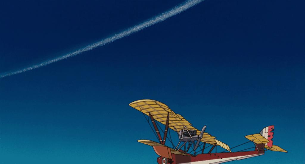 miyazaki's animation classic porco rosso