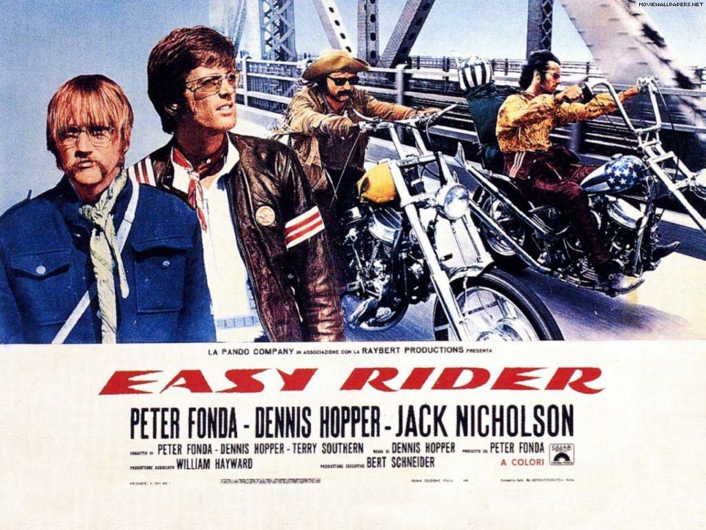 subtext in easy rider