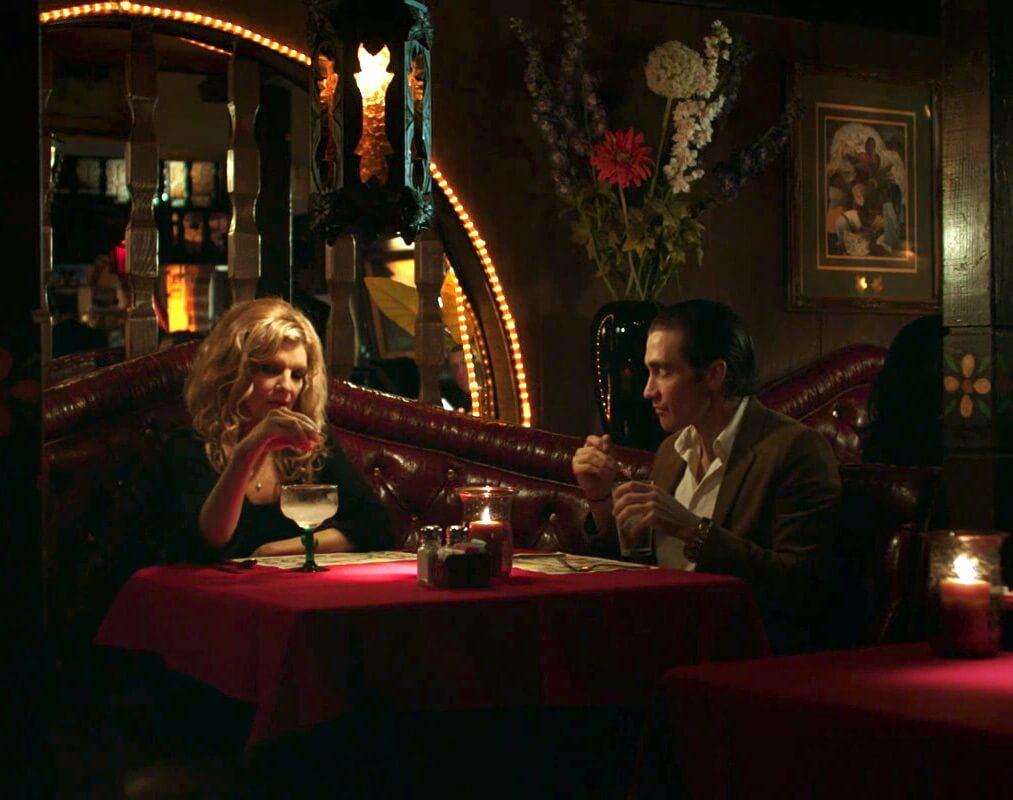 nightcrawler screen dialogue - jake gyllenhaal and rene russo
